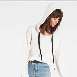 N:Philanthropy Cashmere Blend Cropped Pullover